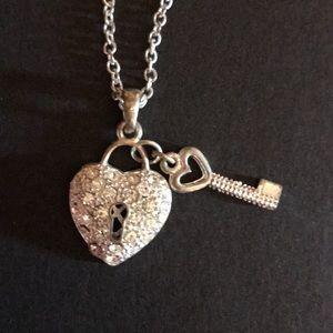 Jewelry - Key to my Heart Necklace